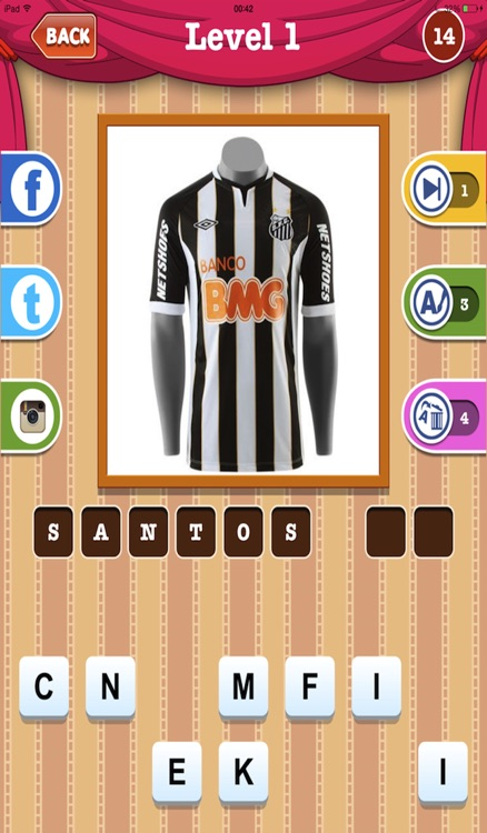 Allo! Guess The Football Team - The Soccer Team Badge and Logo the Ultimate Addictive Fun Free Quiz Game screenshot-1