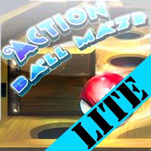 Action Ball Maze Lite iOS App