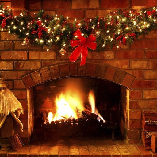 Christmas Fire for iPad