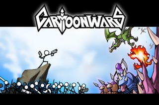 Cartoon Wars screenshot1