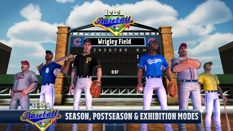 R.B.I. Baseball 14 screenshot-4