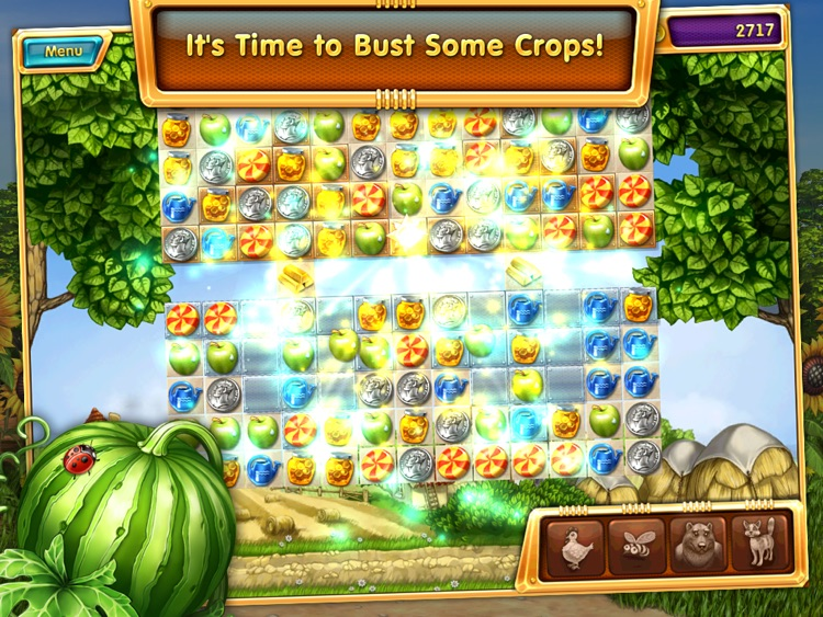 Crop Busters HD screenshot-1