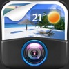 Weathergram -Record Real-time Weather in Your Photo - iPhoneアプリ