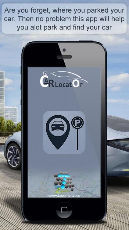 TZ Car Locator