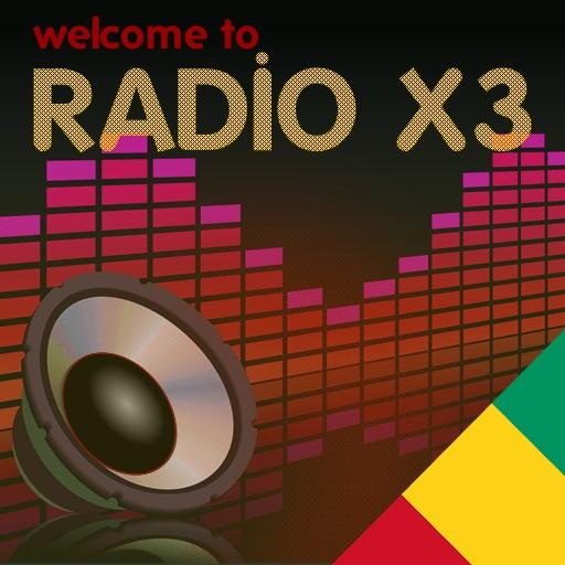 X3 Guinea Radio - Les Radios de la Guinée
