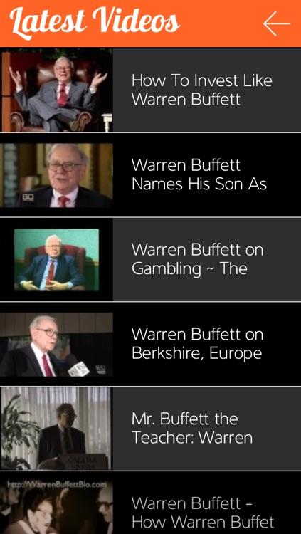 Warren Buffett Tracker screenshot-3