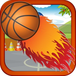 3 Point Hero - Basketball Beach Style