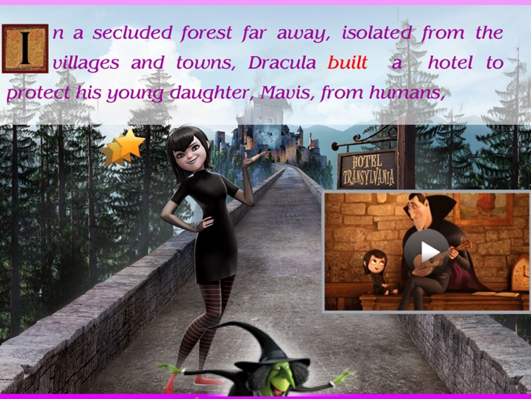 Hotel Transylvania Movie BooClips HD screenshot-0