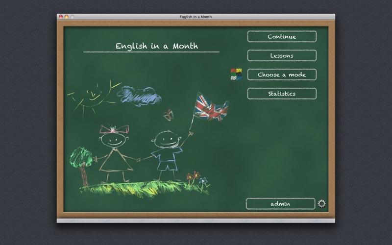EnglishInAMonth Screenshot