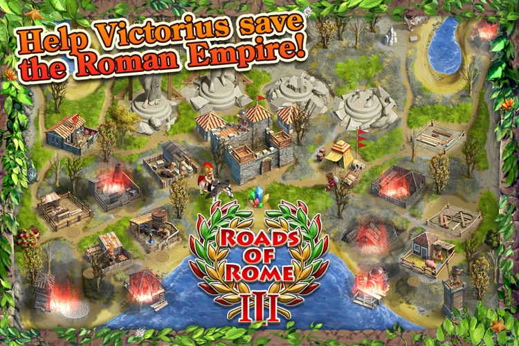 Roads of Rome 3 Free screenshot-0