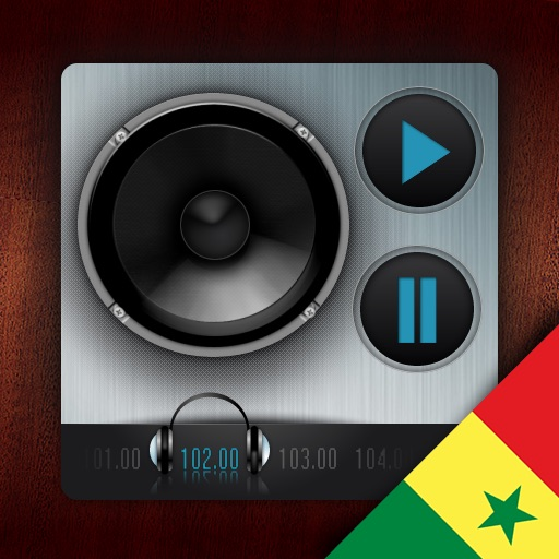 WR Senegal Radios icon