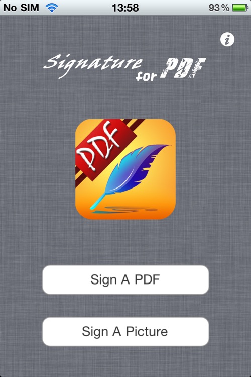 Signature for PDF screenshot-0