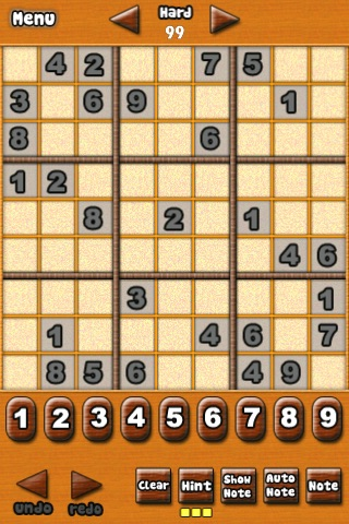 Sudoku! Free screenshot-0