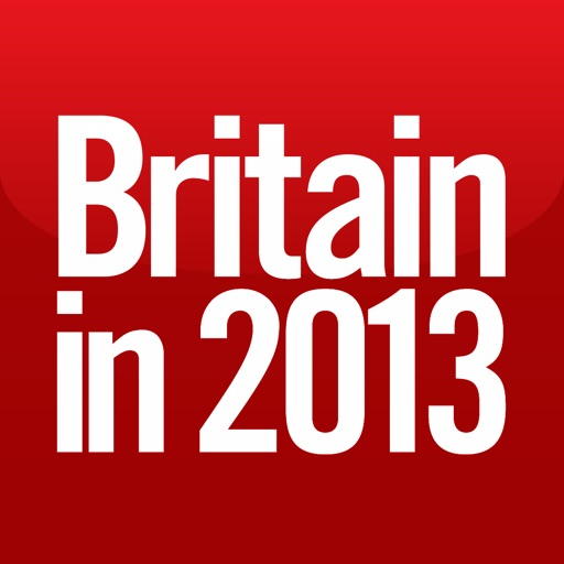 Britain in 2013 magazine