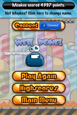 Bouncedown screenshot-4