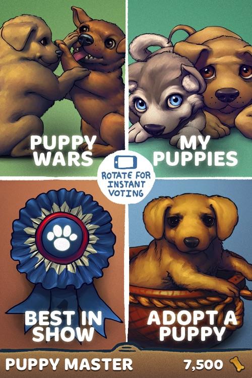 PuppyWars