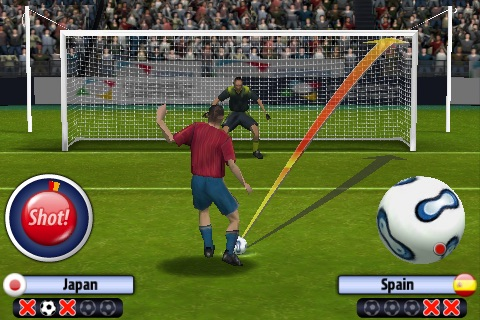 3D Penalty Football World Champ