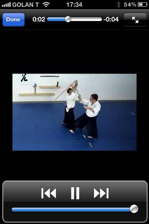 Aikido Weapons screenshot-4