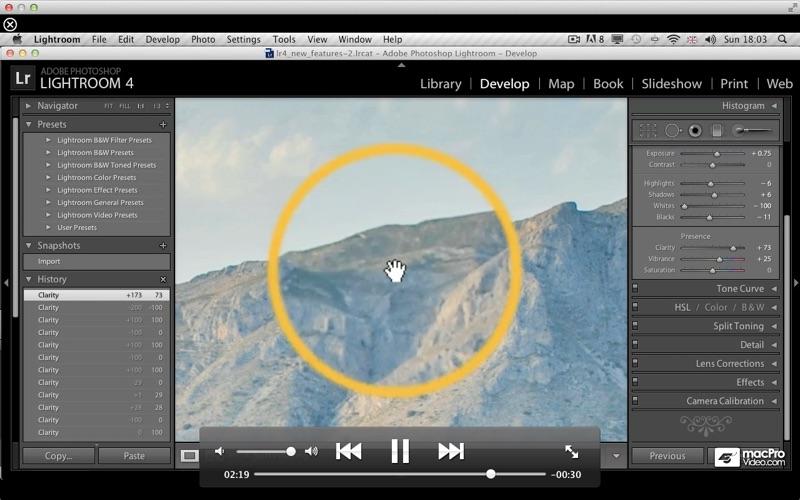 AV For Lightroom CS6 скриншот программы 5