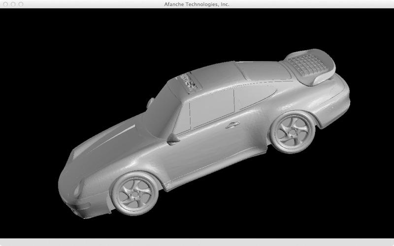 DXF Viewer (3D) скриншот программы 1