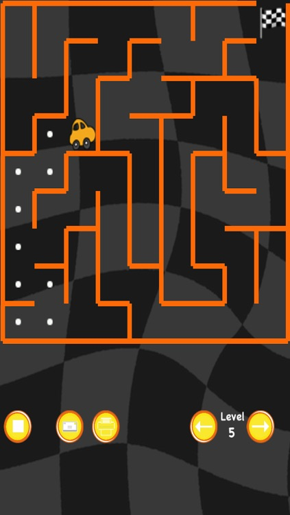 Car Race Maze screenshot-2