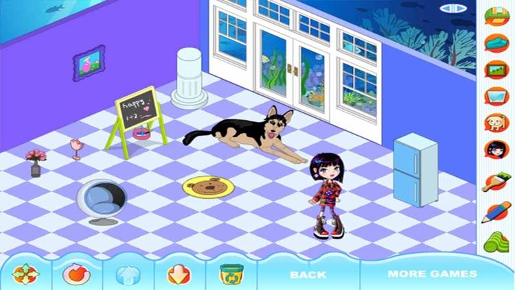 Beauty Room Design : Home Makeover & Decorate screenshot-4
