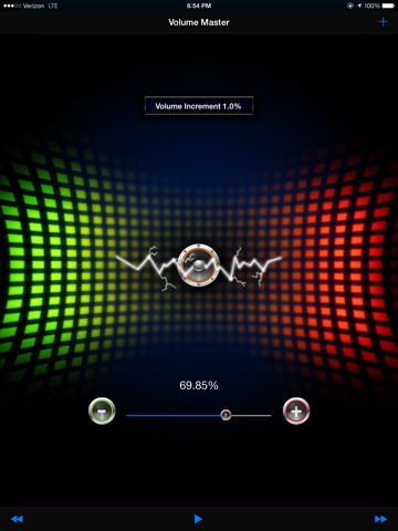 Volume Master - Dial in the sound of your music player with a control  booster | App Price Drops