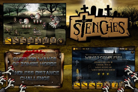 Stenches: A Zombie Tale of Trenches