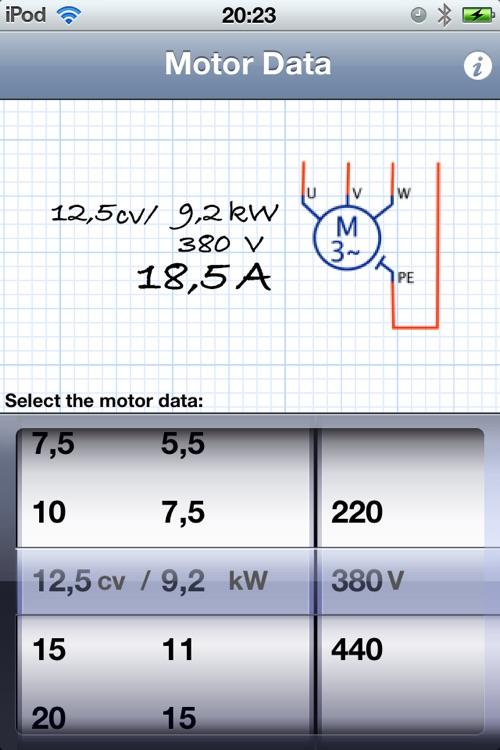 Motor Data