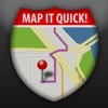 Map It Quick! - iPhoneアプリ