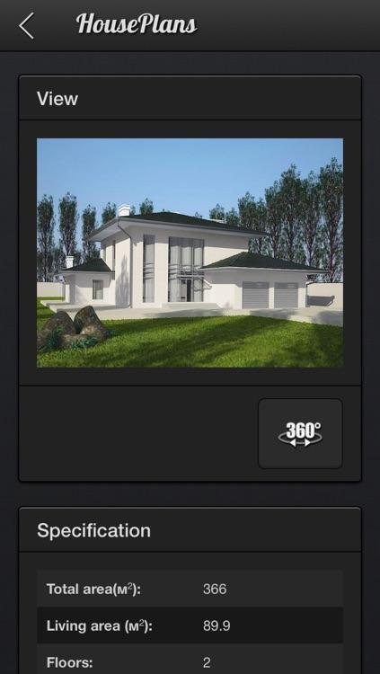 HomePlans screenshot-4