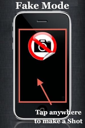 fake kik camera app for iphone
