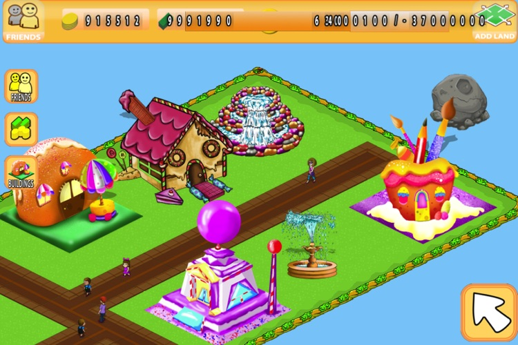 Candy Town + screenshot-3