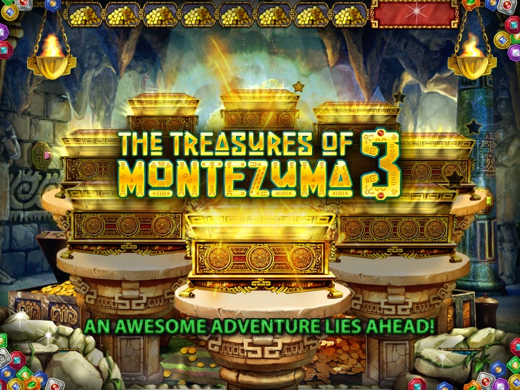 The Treasures of Montezuma 3 HD screenshot-4