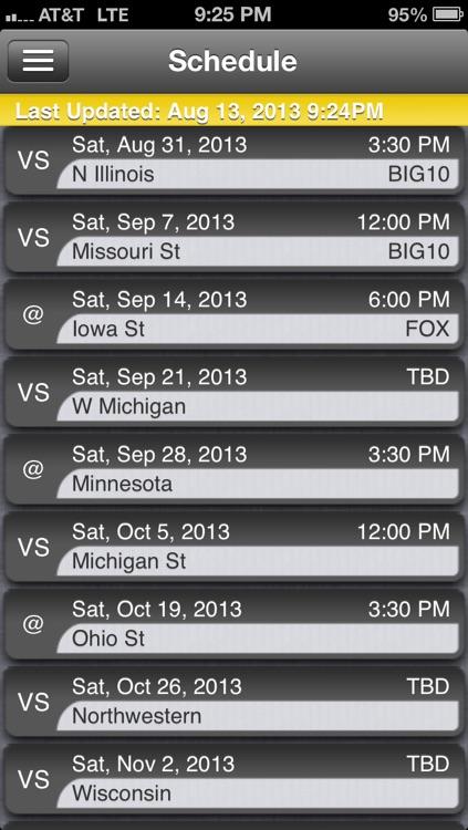 Iowa Football Live