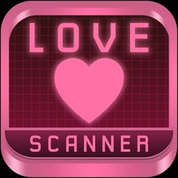 Love Scanner, Calculator and Tester - the best meter to scan and test love compatibility