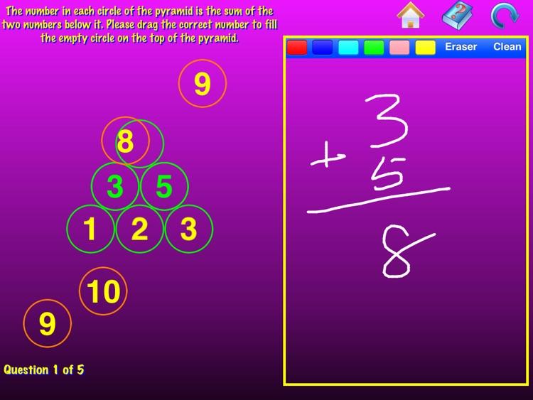 Free 1st grade math worksheets