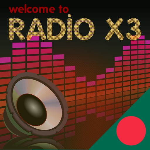 X3 Bangladesh Radio icon