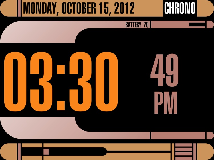 Clock Tacular screenshot-4