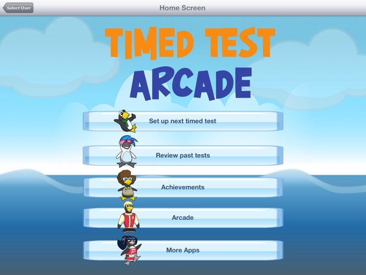 Timed Test Arcade screenshot-0