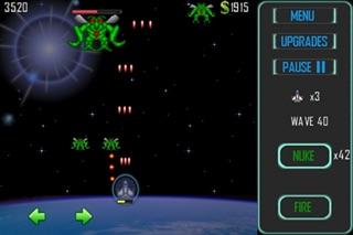 Space Cadet Defender screenshot three
