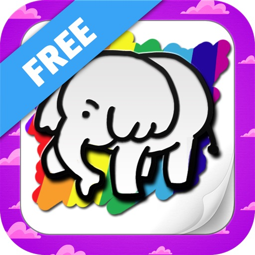 Little Artist - Drawing and Coloring Book Free