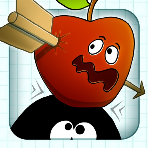 A Stickman Apple Shooting Showdown - Pro