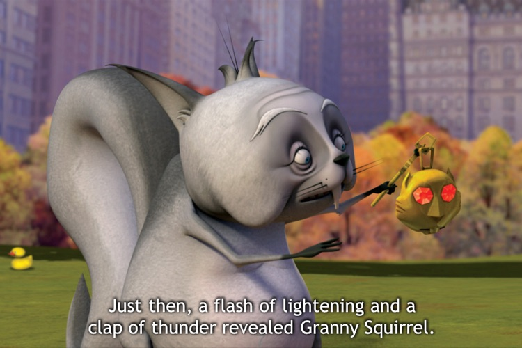 The Penguins of Madagascar: The Lost Treasure o... screenshot-4