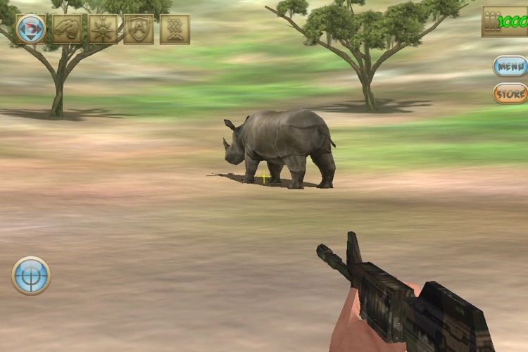 3D Hunting : African Outpost screenshot-3