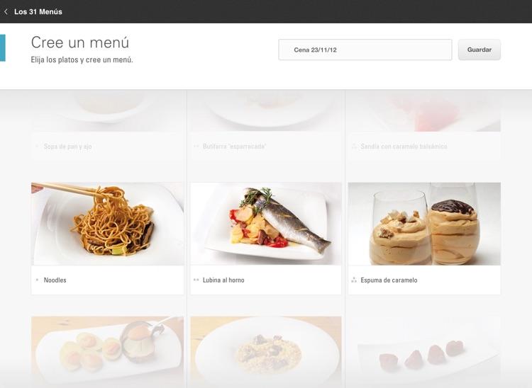 Adrià en casa - La comida de la familia. Ferran Adrià y el Equipo de elBulli Restaurante screenshot-3