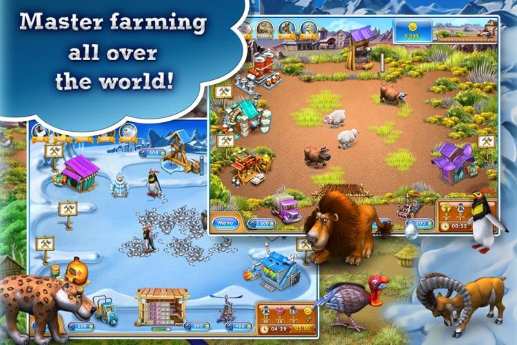 Farm Frenzy 3 Free