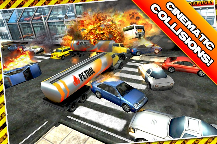 Traffic Panic 3D screenshot-0