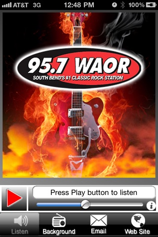95.7 WAOR South Bend's #1 Classic Rock Station-0