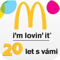 McDonald's 20 let s vámi